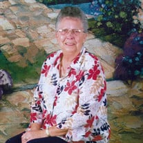 Patricia June Buckborough