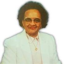 Mother Betty  Jean Rorex