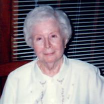 Agnes Briscoe Adams