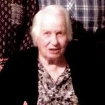Geraldine McPherson