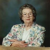 Frances Margaret Welch