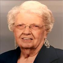 Edwina D McClure