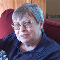 Marcia Ellen Marr