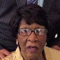Mrs. Nancy B. Ward