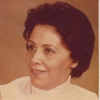 Inez (Gouveia) Warner
