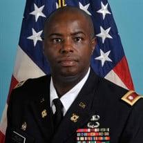 Lt Colonel Marvin D. Kellem, IV