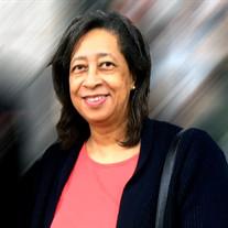 Janet Yvonne Thrower Johnson