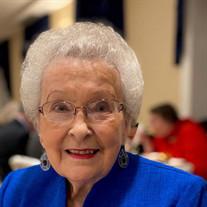 Mrs Betty Rose Roddey Fleming