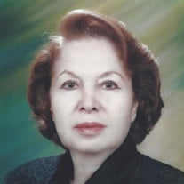 Fatemeh Salehi-Motlagh