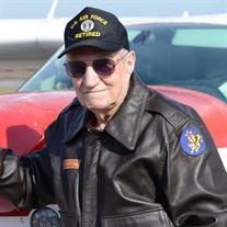 James W.  Bennie, CMSgt., USAF, Ret.