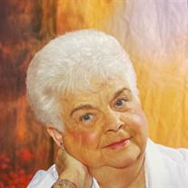 Freda  Margaret Burdette