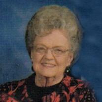 """Virginia  L. """"Ginger"""" Gehrig"""