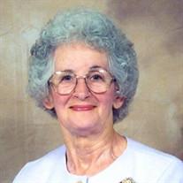 Frances Lingerfelt Moss