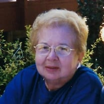 "Theresa ""Terry"" Mary Minnear"