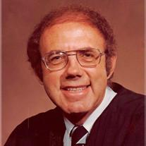 Justice Boyce Gough Clayton
