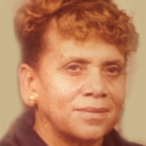 Mrs. Flora Mae Pringle
