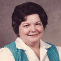 Willie Mae Tidwell