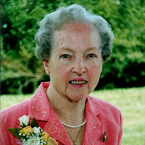 Mrs. Claudia B. Todd