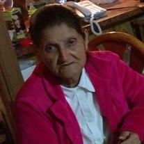 Maria Lorenza Velasquez