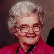 Irene Freeman Riddle