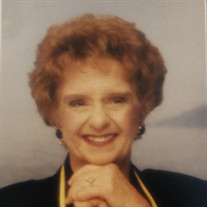 Frances Jean Yates