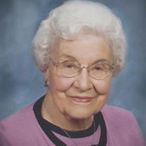 Betty Ward Augspurger
