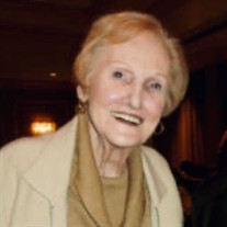 Mrs. June Helen Nichol Cole