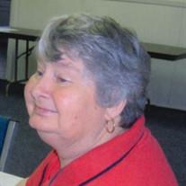 Mrs. Anna Mae Sparks