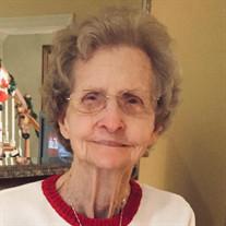 Mrs. Peggy Gloria Henderson