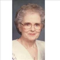 Estelle Willis Morrow