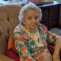 Marjorie A. Walker