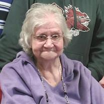 Gladys Elizabeth Powell  Nix