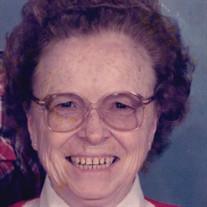 Mrs. Mary Marcie Hughes