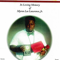 Myron Lee Lawrence Jr.