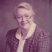 """Doris Ann """"Annie""""  Shaffer"""