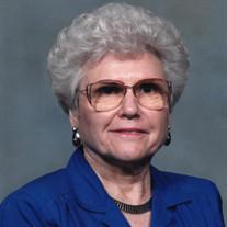 """Elizabeth """"Sue"""" Williams Sparks"""