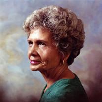 Lela Mae McBride Watkins