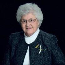 Marjorie Mae Hamer