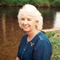 Mrs. Barbara 'Bobbie' Ann Kemp