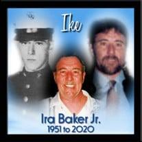 "Ira ""Ike"" Baker Jr."