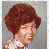 Mary Ann Stover
