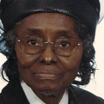 Pastor Earnestine  Leola  Gordon