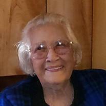 Edna Francis Fanguy