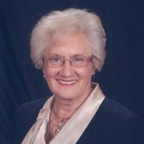 Georgia Ann Durham