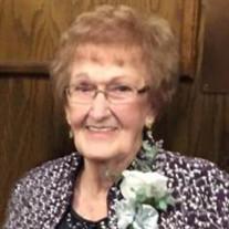 Edna M. Kinzebach