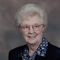 Joan Edna Thramer
