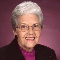 Agnes Watkins Farrar
