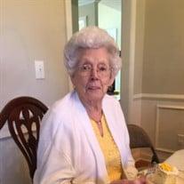 Mrs. Ruth Clanton Kimery Snell
