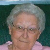 Bertha E. Hudson