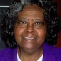 Pastor Annie L. James